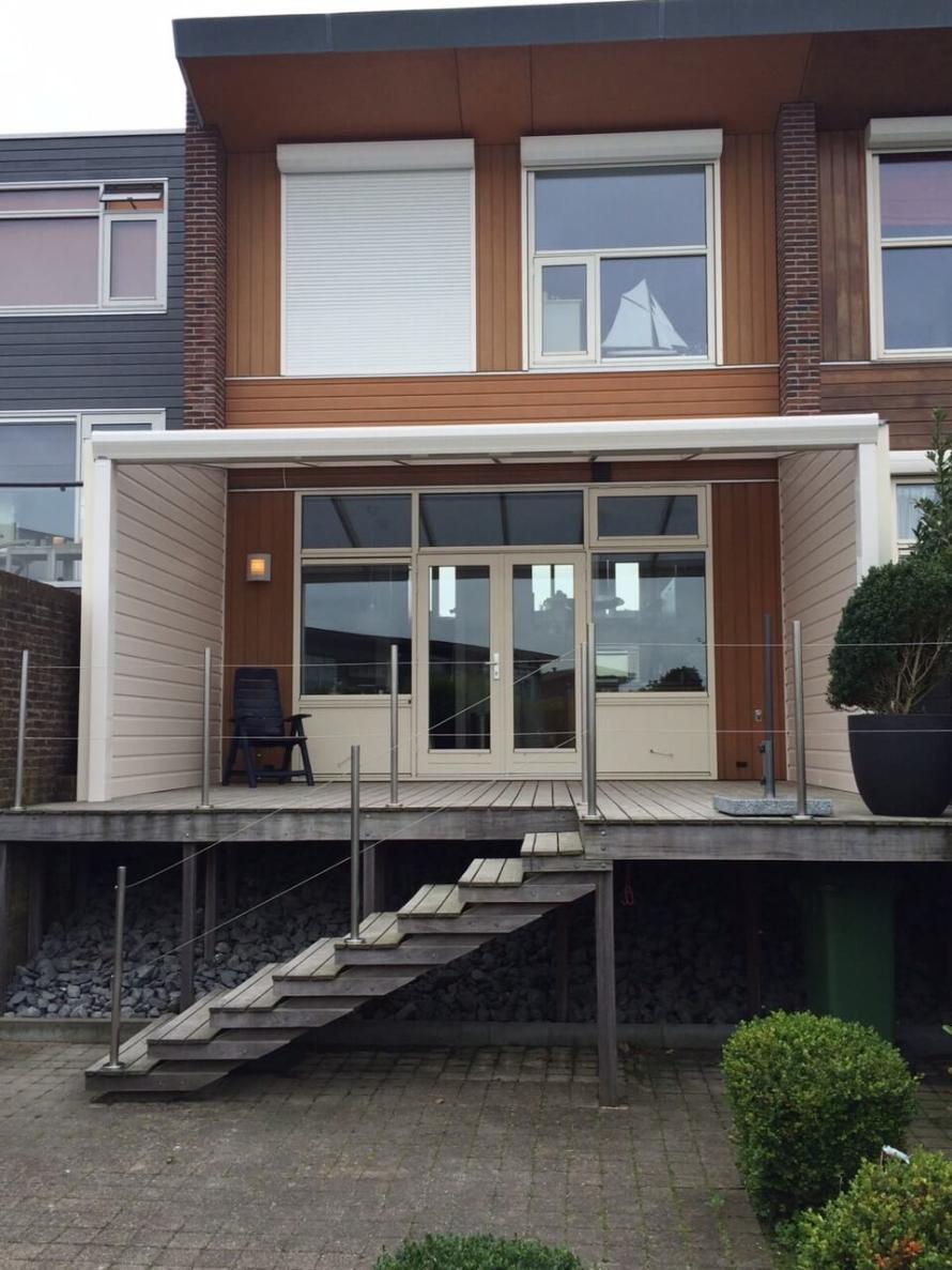 stobag terrado terrasoverkappingen van janse geveltechniek bv